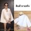 เสื้อสูทผ่าแขนทรงเกาหลี ผ้าฮานาโกะเนื้อดี thumbnail 7