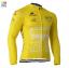 เสื้อปั่นจักรยาน แขนยาว Tour de france พร้อมส่ง thumbnail 1