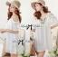 DR-LR-098 Temperley London Giovanna Embellished White Tunic Dress thumbnail 9