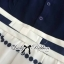 DR-LR-209 Lady Claire Mixed Print Sleeveless Insert Chiffon Shirt Dress thumbnail 18