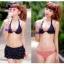 SM-V1-157 ชุดว่ายน้ำแฟชั่น คนอ้วน เด็ก ดารา thumbnail 1