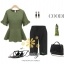 Daisy italy plain blouse thumbnail 9