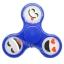 HF308 Fidget spinner -Hand spinner - GYRO (ไจโร) Basic emoji เรืองแสง thumbnail 1