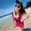 SM-V1-230 ชุดว่ายน้ำแฟชั่น คนอ้วน เด็ก ดารา thumbnail 5