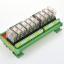 ชุด Omron relay module 24V 10A จำนวน 10 ช่อง thumbnail 1