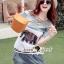 Seoul Secret Say's... Pachydermy Chic Denim Set thumbnail 4