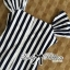 DR-LR-223 Lady Jenny '50s Style Mixed Striped Dress thumbnail 11