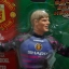 VIVID'1996 - MANCHESTER UNITED PETER SCHMEICHEL #1 [ IN PACKAGE ] thumbnail 1