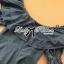 Landmee Ruffled Off-Shoulder Denim Flared Jumpsuit L126-79C07 thumbnail 6