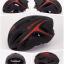 หมวกกันน๊อค จักรยาน BikeBoy สีดำแดง พร้อมกระเป๋า BikeBoy thumbnail 1