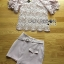 Lady Christina Modern Vintage Lace Blouse and Hot skirt Set L273-8516 thumbnail 17