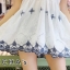 Girly Embroidery blouse C254-554304 thumbnail 6