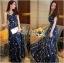 Lady Leslie Super Stars Sequin Embroidered Tulle Maxi Dress L245-89C01 thumbnail 11