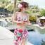SM-V1-028 ชุดว่ายน้ำแฟชั่น คนอ้วน เด็ก ดารา thumbnail 1