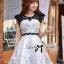 DR-LR-079 Lady Elizabeth Haute Glamour Wild Rose Dress thumbnail 6