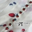 DR-LR-195 Lady Anna Sweet Mini Berries Print Chiffon Dress thumbnail 15