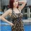 SM-V1-116 ชุดว่ายน้ำแฟชั่น คนอ้วน เด็ก ดารา thumbnail 6