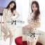 DR-LR-212 Lady Vivid Floral Lace Mini dress, Partysu Korea thumbnail 6