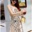 Lady Natalie Glittery Sequin Cocktail Mini Dress L220-69C02 thumbnail 6