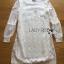 Lady Feona Classic Feminine Lace and Chiffon Dress L246-75C05 thumbnail 11