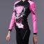 ชุดปั่นจักรยานผู้หญิง เสื้อปั่นจักรยานแขนยาว พร้อมกางเกงปั่นจักรยานแขนยาว อย่างดี thumbnail 4