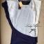 DR-LR-093 Lady Eve Smart Minimal Chic Mini Dress thumbnail 8