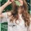Lady Amanda Classic White Bold Lace Dress L194-69B06 thumbnail 5