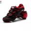 รองเท้าปั่นจักรยาน เสือหมอบ สีแดงด้าน TB36-B816A-0206 thumbnail 1