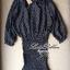 DR-LR-028 Lady Christy Modern Muse Polkadot Dress thumbnail 3