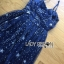 Lady Leslie Super Stars Sequin Embroidered Tulle Maxi Dress L245-89C01 thumbnail 16