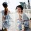 Lady Allo Hawaii Mini dress, Partysu Korea L135-59A09 thumbnail 5