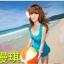 SM-V1-037 ชุดว่ายน้ำแฟชั่น คนอ้วน เด็ก ดารา thumbnail 1