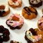 M001 Kracie Happy Kitchen Donuts ชุดทำโดนัท น่ารักมากๆ ทำเสร็จแล้วกินได้จริง thumbnail 2