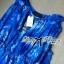 DR-LR-263 Lady Amanda Summer Floral Cut-Out Chiffon Dress thumbnail 10