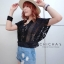 Annalin Lace Blouse C159-49A05 thumbnail 2
