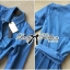 DR-LR-154 Lady Sarah Smart Casual Feminine Denim Shirt Dress thumbnail 17