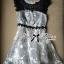 DR-LR-079 Lady Elizabeth Haute Glamour Wild Rose Dress thumbnail 10