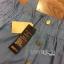Lady Victoria Casual Chic Off-Shoulder Soft Denim Dress L264-6922 thumbnail 16