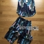 Lady Edith Tropical Printed Sleeveless Top and Pants Set L273-6918 thumbnail 12