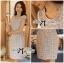 DR-LR-135 Lady Julie Haute Glam Embellished Brocade Dress thumbnail 13