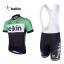 ชุดปั่นจักรยานแขนสั้นทีม BELKIN เสื้อปั่นจักรยาน กับ กางเกงปั่นจักรยาน(แบบมีเอี่ยม) thumbnail 1