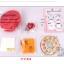 J013 ของเล่นนำเข้า ของเล่นญี่ปุ่น fun cooking อุปกรณ์ทำข้าวเกรียบ (ทำได้จริง) thumbnail 5