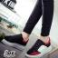 รองเท้าผ้าใบแฟชั่น ทรง Sport เสริมส้น thumbnail 2
