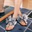 รองเท้าแตะทึ่สาวๆเห็นแล้วต้องเลิฟ สายคาดโบว์ใหญ่ thumbnail 4