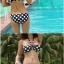 SM-V1-121 ชุดว่ายน้ำแฟชั่น คนอ้วน เด็ก ดารา thumbnail 4