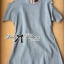 Lady Alexi Casual Cut-Out Loose Denim Dress L121-65C06 thumbnail 11