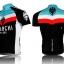 ชุดปั่นจักรยาน แบบชุดทีมแข่ง ทีม Bianchi ขนาด L พร้อมส่งทันที รวม EMS thumbnail 2