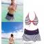 SM-V1-075 ชุดว่ายน้ำแฟชั่น คนอ้วน เด็ก ดารา thumbnail 5