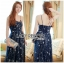 Lady Leslie Super Stars Sequin Embroidered Tulle Maxi Dress L245-89C01 thumbnail 1
