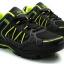 รองเท้าปั่นจักรยาน เสือภูเขา ลำลอง สีดำเขียว thumbnail 5
